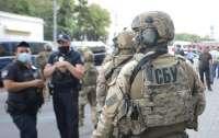 Украина проведет учения на границе с Крымом