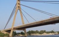 На Московском мосту в Киеве временно ограничат движение транспорта