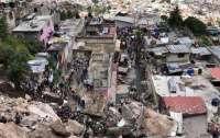 В Мексике город оказался