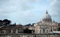 Ватикан официально не признавал новую церковь в Украине