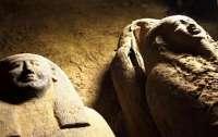 Таинственные подземные захоронения нашли в Египте