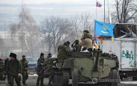 Штаб АТО заявил об эскалации войны на востоке Украины