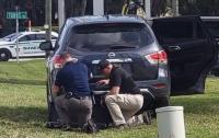 Во Флориде неизвестный открыл стрельбу в банке