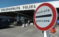 Украинцу на три года запретили възжать в ЕС за то, что он пытался пройти в Польшу спиной вперед