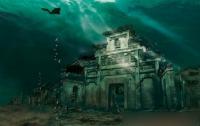 На дне Китайского озера нашли древний город (ФОТО)