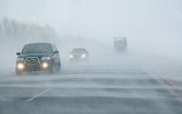 Трасса между Херсоном и Николаевом закрыта из-за снегопадов