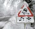 Киевлян предупредили о гололеде и мокром снеге
