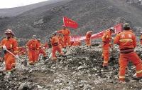 В Китае сошел второй крупный оползень за месяц