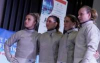 Украинки завоевали серебро на этапе Кубка мира в Тунисе