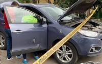 Обстреливали полицейского начальника, а пострадала случайная прохожая