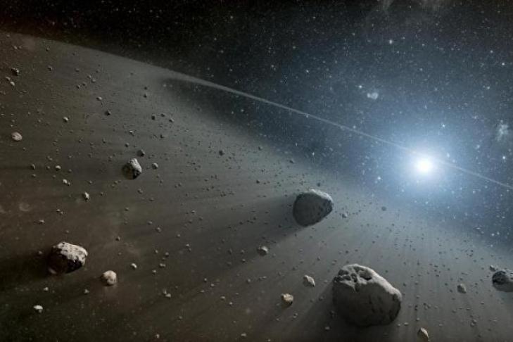 Ученые подтвердили одну изгипотез происхождения основного пояса астероидов