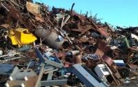 Незаконный экспорт металлолома на 20 млн. грн. предупредили в Херсонской области