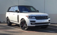 У гражданской жены Павелко после строительства футбольных полей появился новый Range Rover
