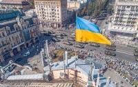 Парад в Киеве прошел без грубых правонарушений, - полиция