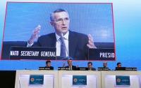 Генсек НАТО выразил обеспокоенность из-за действий России в Украине