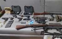Одессит получал посылки с оружием из зоны ООС