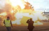 В Португалии взорвалась фабрика пиротехники, минимум 5 погибших