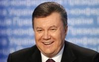 Янукович подал на Украину в суд по правам человека