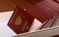 Допросили некоторых украинцев с российскими паспортами