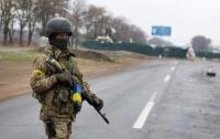 Украинских военных обстреляли из запрещенного оружия