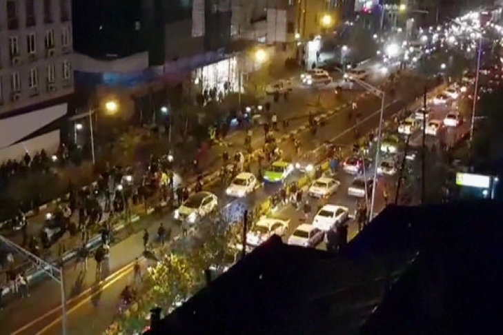 ВИране еще девять человек погибли вовремя протестов