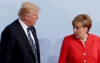 Меркель: Германия инвестирует в США больше, чем США в Германию