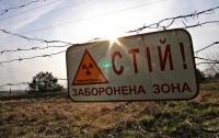 В Чернобыльской зоне задержали четырех