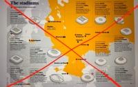 The Times напечатала карту России с Крымом
