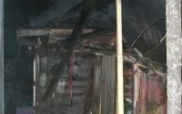 Возгорания автомобиля под Киевом: погиб водитель