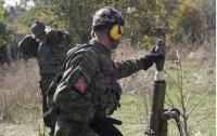 На Донбассе враг ударил по украинским позициям на всех направлениях