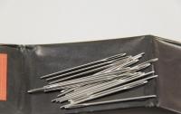 Врачи нашли в теле младенца 10 металлических иголок