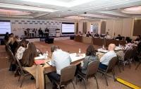 Члени ЦВК обговорили проблемні питання виборів на круглому столі ENEMO