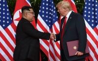 Трамп заявил о приостановке введения сотен санкций против КНДР