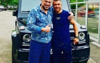 Ломаченко сделал себе подарок, купил Mercedes Brabus