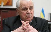 Кравчук: Я поддерживаю прямые переговоры с РФ