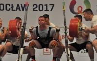 Всемирные игры-2017: украинцы установили новый мировой рекорд