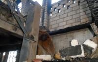 В Одесской области подростки подожгли дом пенсионера