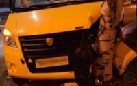 ДТП в Николаеве: водитель маршрутки потерял сознание за рулем
