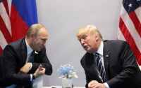 Трамп провел вторую, засекреченную, встречу с Путиным