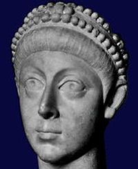 Император феодосий 1 картинки