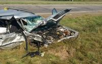 Страшное ДТП в Черниговской области: погибли три человека