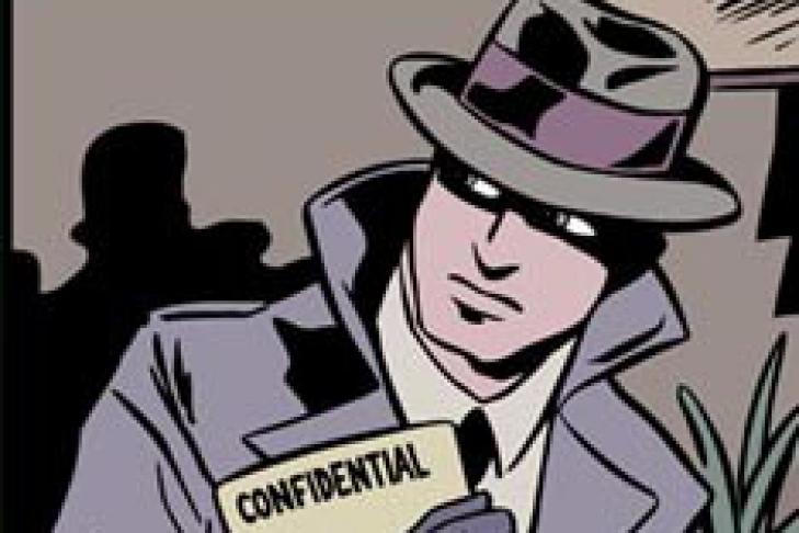 шпионы и их информация кирпича