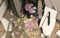 На Днепропетровщине снова взорвали банкомат