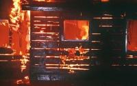 Под Ивано-Франковском мужчина заживо сгорел в собственном доме