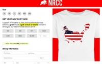 Республиканцы нарисовали футболки с