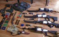 Рада ввела уголовное наказание за контрабанду оружия