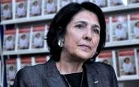 Президент Грузии отреагировала на вероятность возвращения гражданства Саакашвили