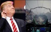 Трамп пообещал продать Норвегии самолеты из компьютерной игры