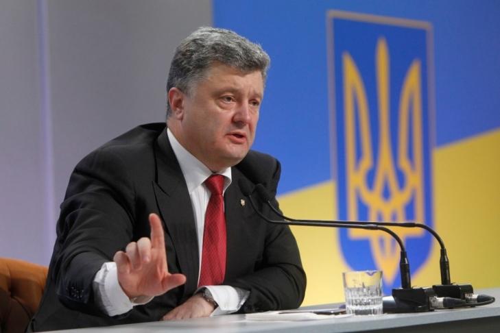Порошенко: Реформы для членства Украины вНАТО иЕС совпадают на98%