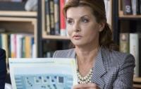 Марина Порошенко презентувала прикладну модель бібліотеки нового зразка для української школи